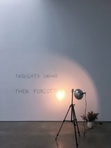 BAS JAN ADER, Thoughts Unsaid Then Forgotten | METRO PICTURES | Photo Credits: Kalina King, LIGHTSTAGE