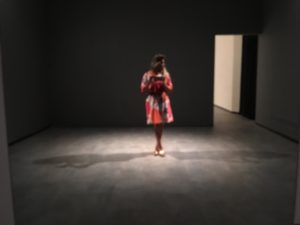 fuzzy reflection with MELATI SURYODARMO, behind the light | Singapore Art Museum, Singapore Biennale 2016 | Photo: Kalina King, LIGHTSTAGE